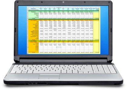 Budgetplaner-Excel